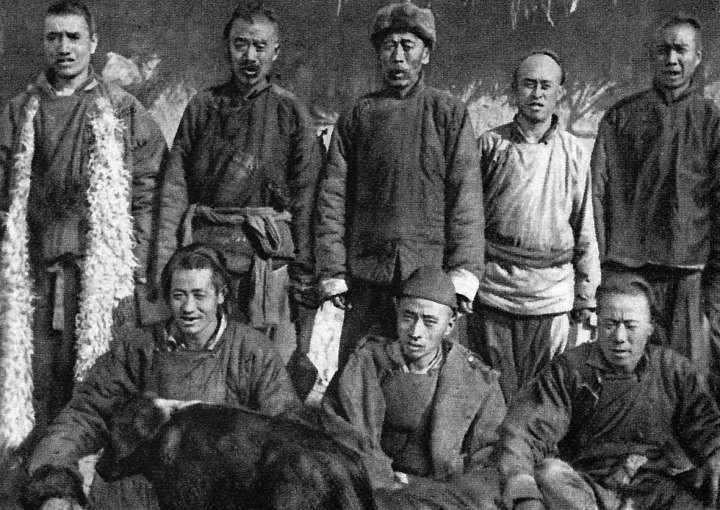 Chinese-Trappers